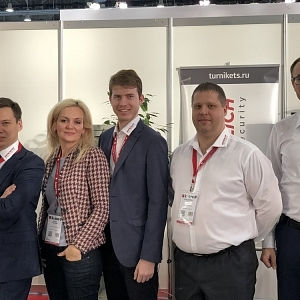 Итоги выставки All-over-IP 2018: фотогалерея